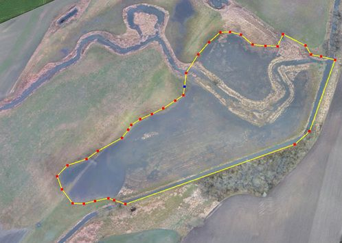Kortlægning af oversvømmelser